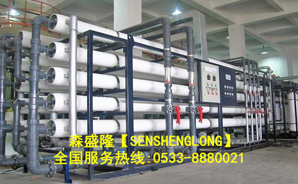 膜管阻垢剂添加在保安过滤器前端